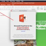 "How to Show ""Selection Pane"" Menu in Powerpoint Mac"